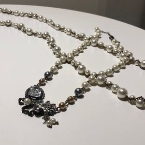 Jewelry - Pearl Necklace Duo